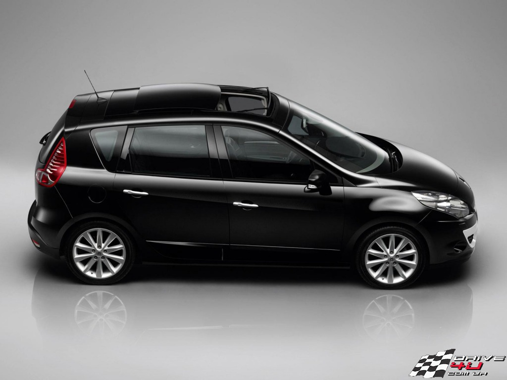 renault scenic ii 2010 pictures #2