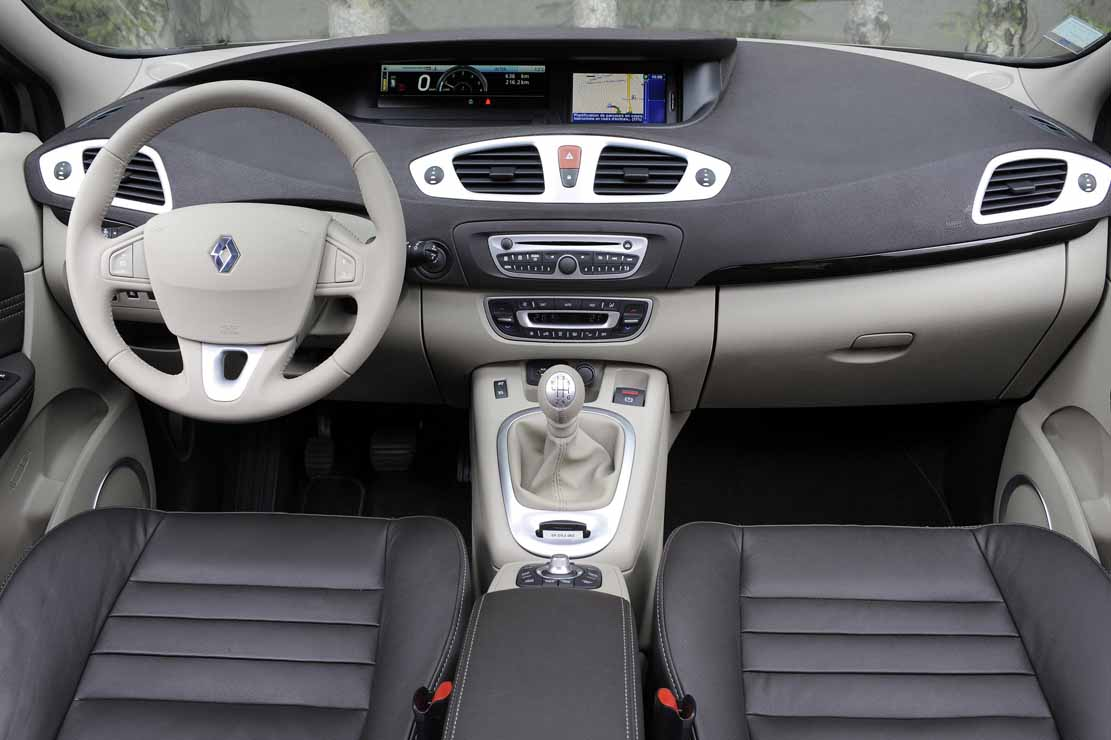renault scenic ii 2010 pictures #10