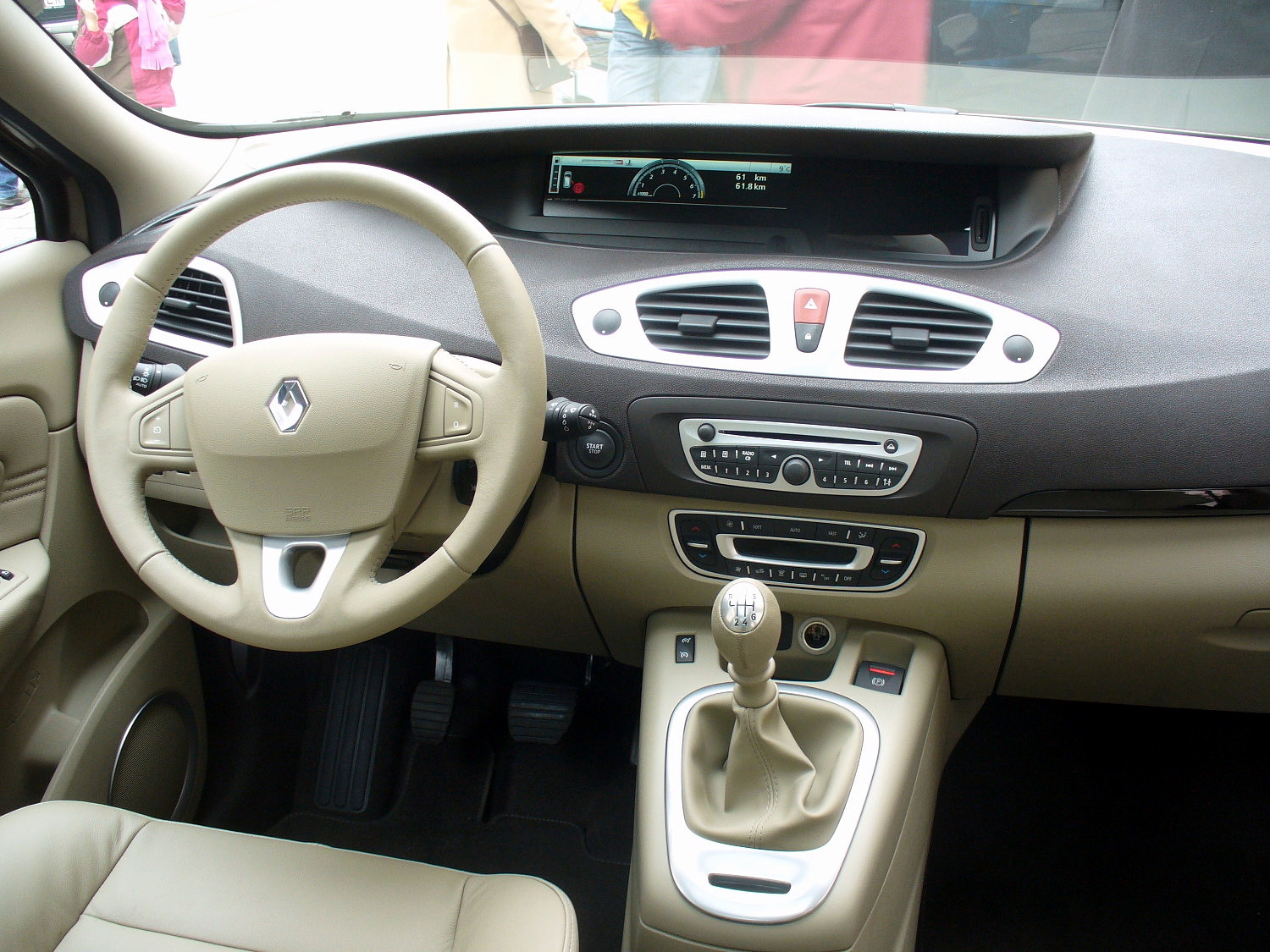 2011 renault scenic ii pictures information and specs auto