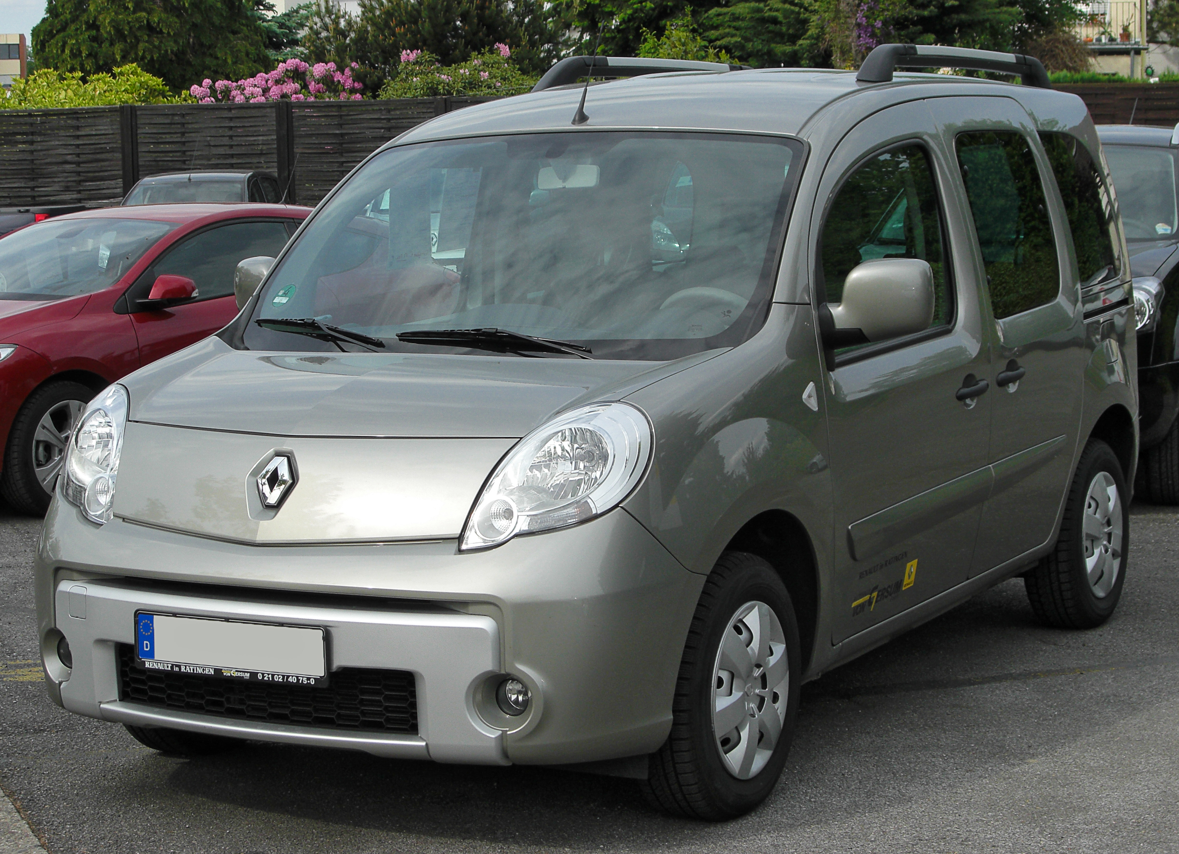 2015 renault scenic ii pictures information and specs auto. Black Bedroom Furniture Sets. Home Design Ideas