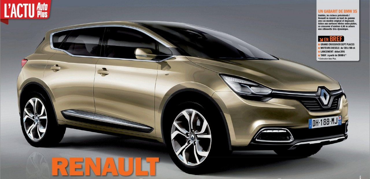 2016 renault scenic ii pictures information and specs auto. Black Bedroom Furniture Sets. Home Design Ideas
