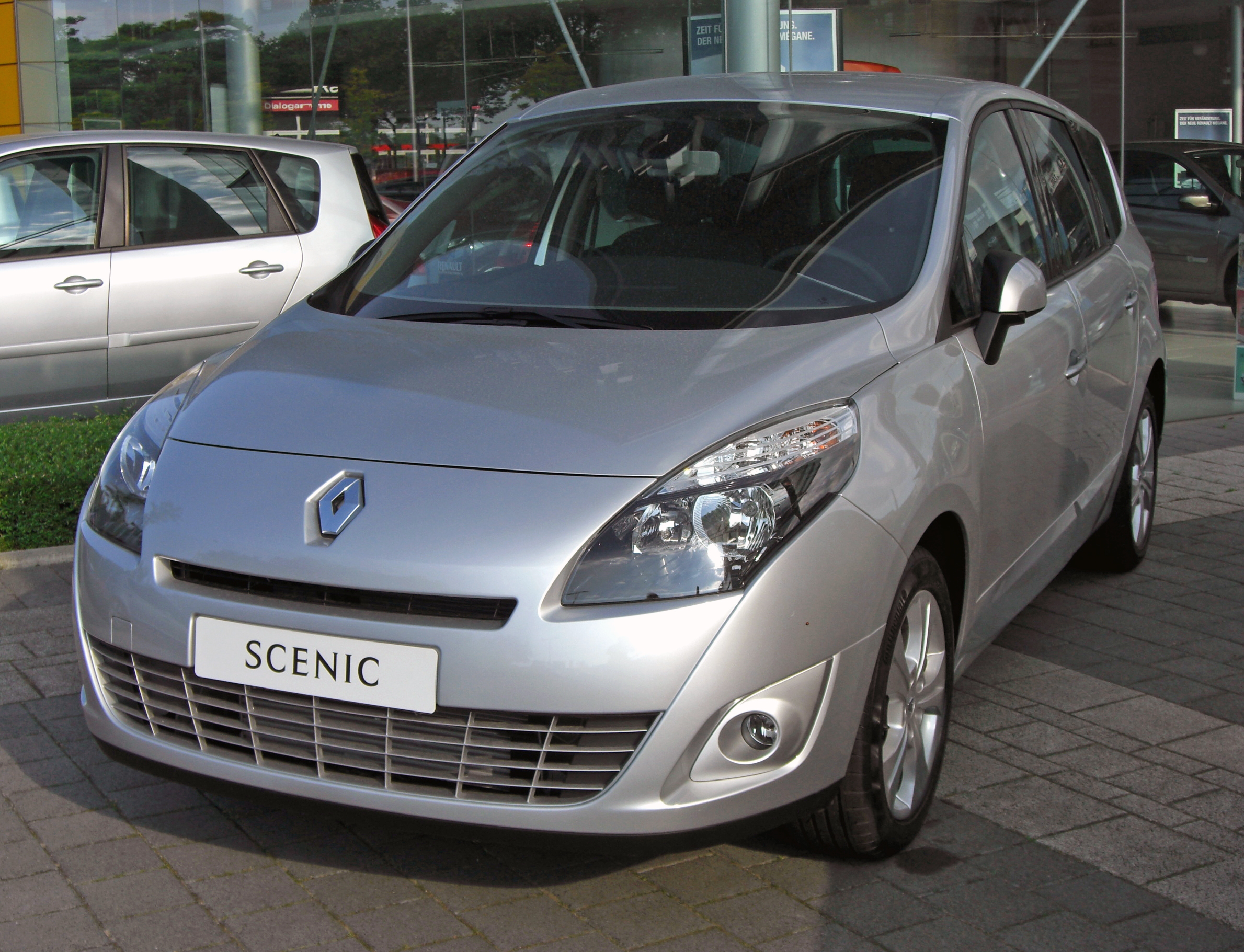 2009 renault scenic iii pictures information and specs. Black Bedroom Furniture Sets. Home Design Ideas