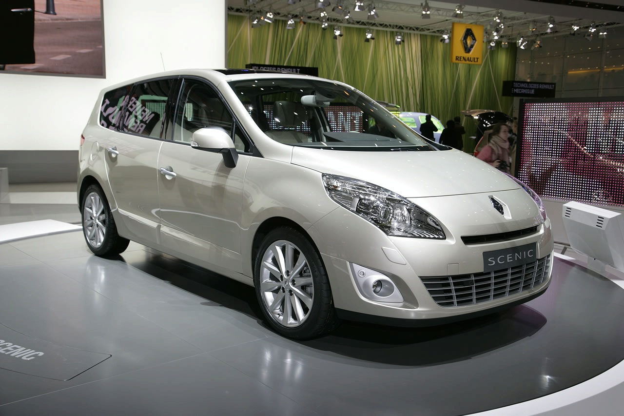 2011 renault scenic iii pictures information and specs auto. Black Bedroom Furniture Sets. Home Design Ideas
