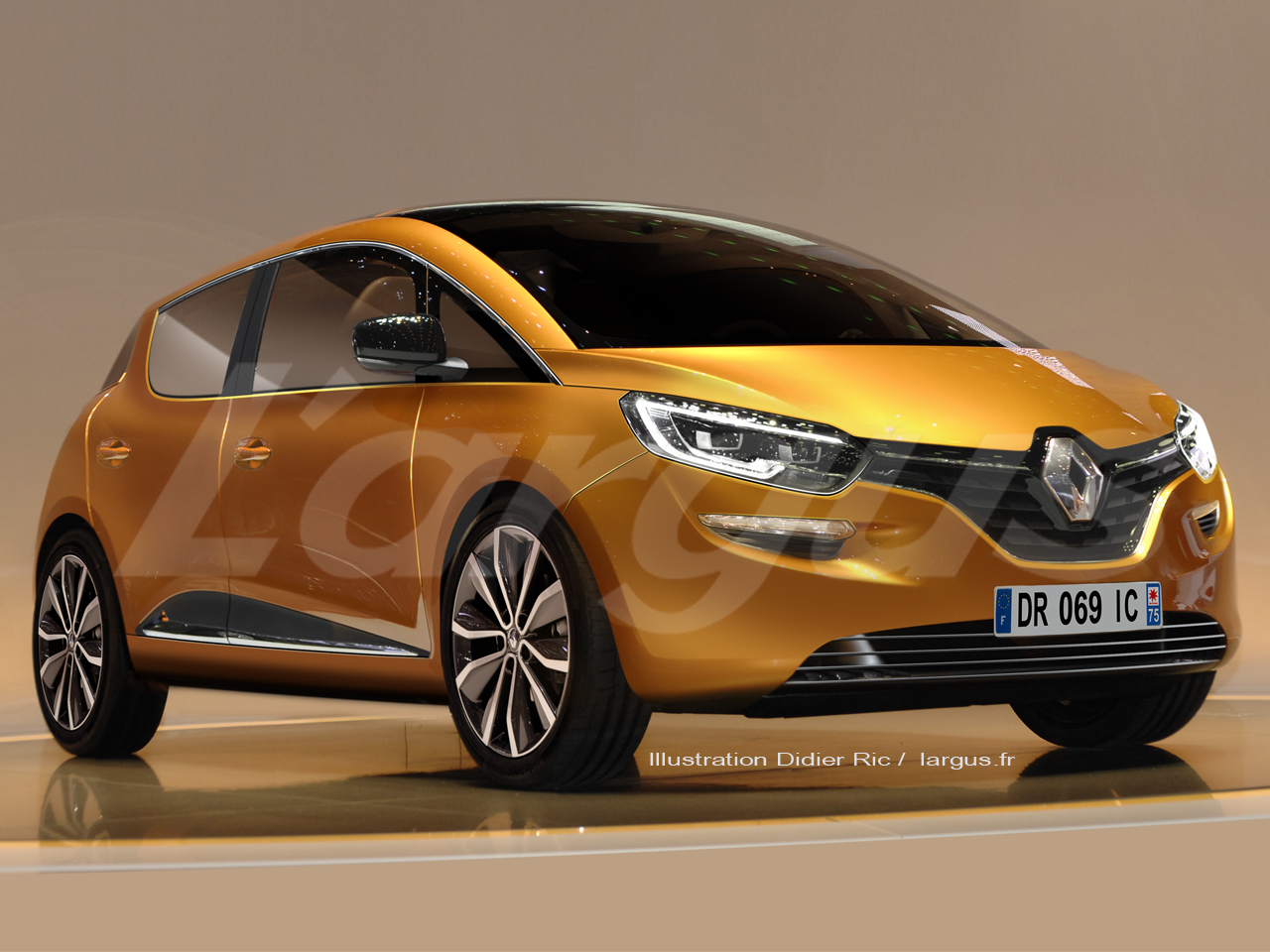 The new 2016 Renault Scenic is here: have they reinvented the MPV ...