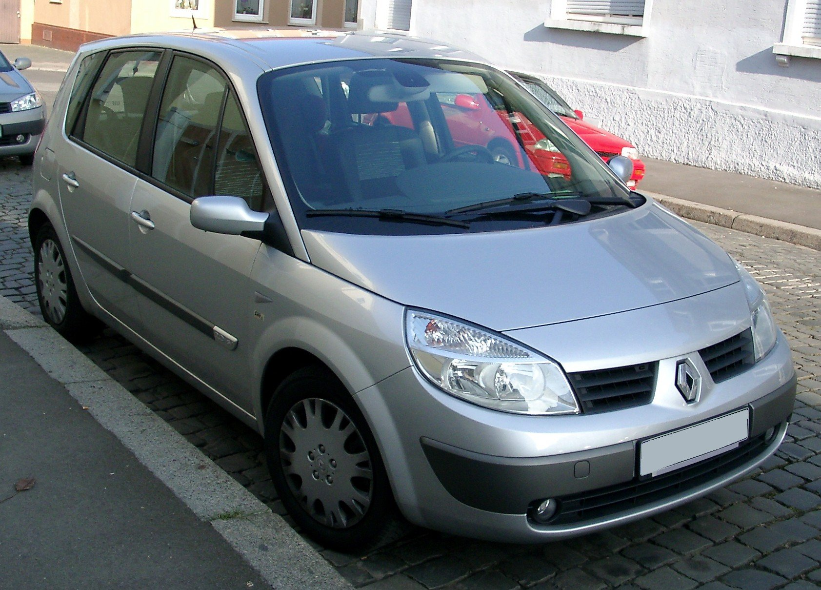 1998 renault scenic ja pictures information and specs auto. Black Bedroom Furniture Sets. Home Design Ideas