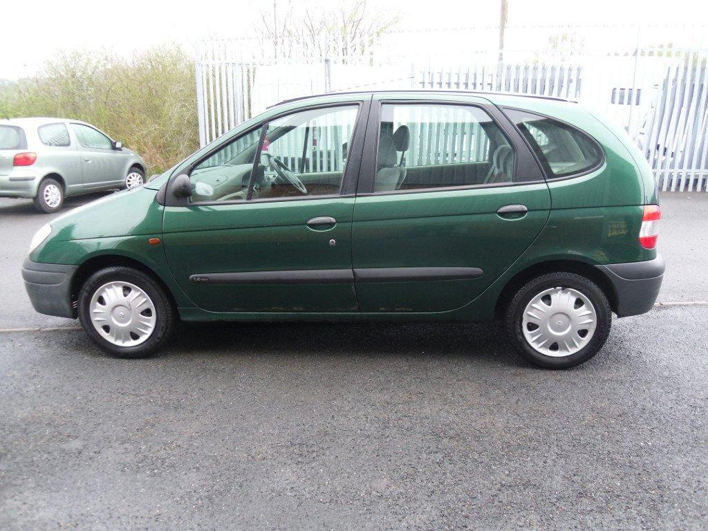 2001 renault scenic ja pictures information and specs auto. Black Bedroom Furniture Sets. Home Design Ideas