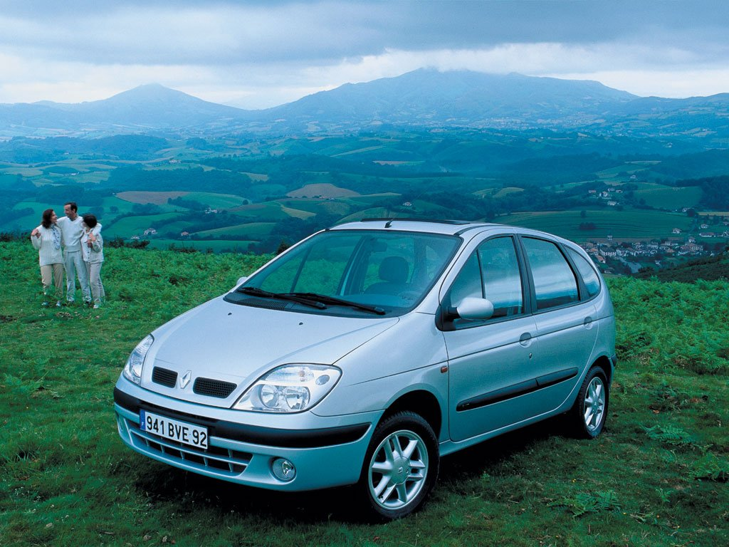 2002 renault scenic ja pictures information and specs auto. Black Bedroom Furniture Sets. Home Design Ideas