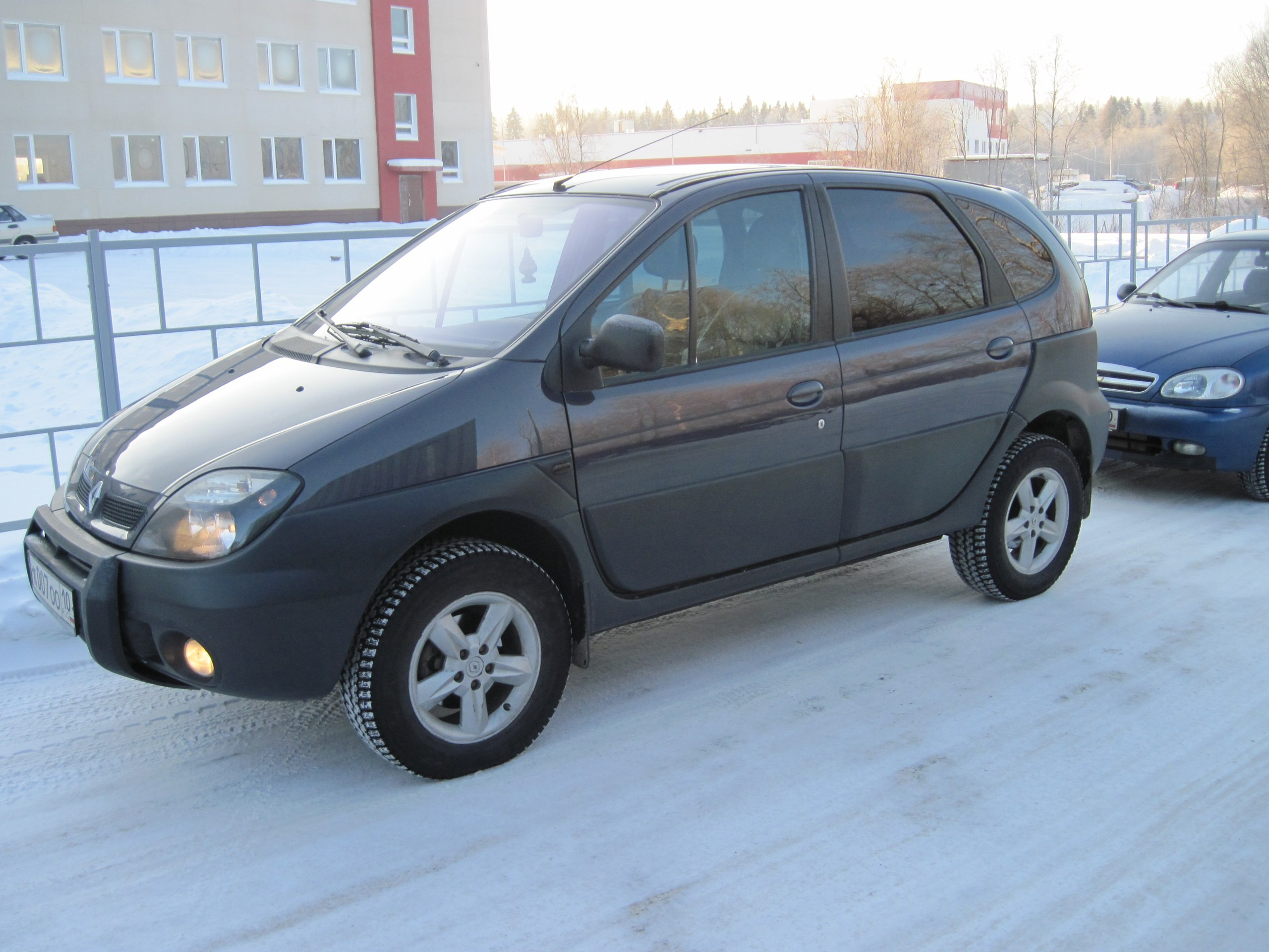 2001 renault scenic rx ja pictures information and specs auto. Black Bedroom Furniture Sets. Home Design Ideas