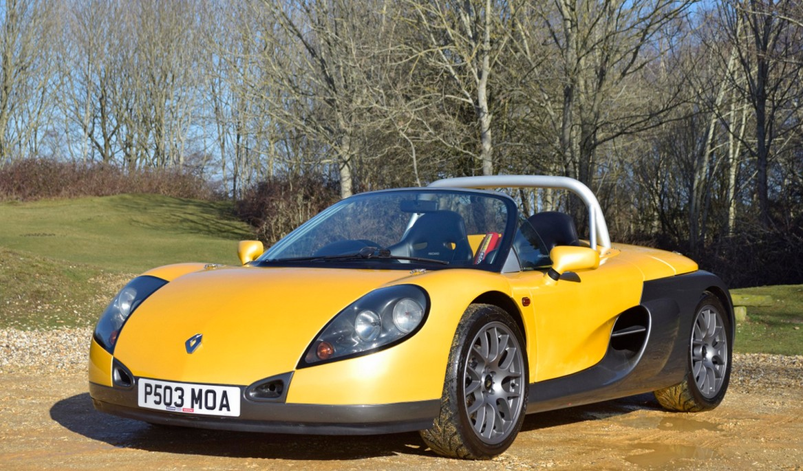 1997 renault sport spider pictures information and specs auto. Black Bedroom Furniture Sets. Home Design Ideas