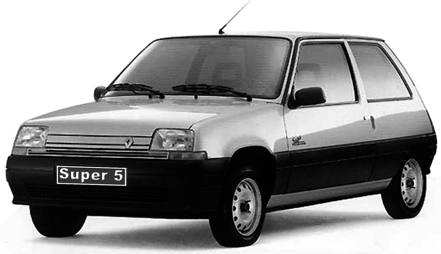 1993 renault super5 pictures information and specs auto. Black Bedroom Furniture Sets. Home Design Ideas