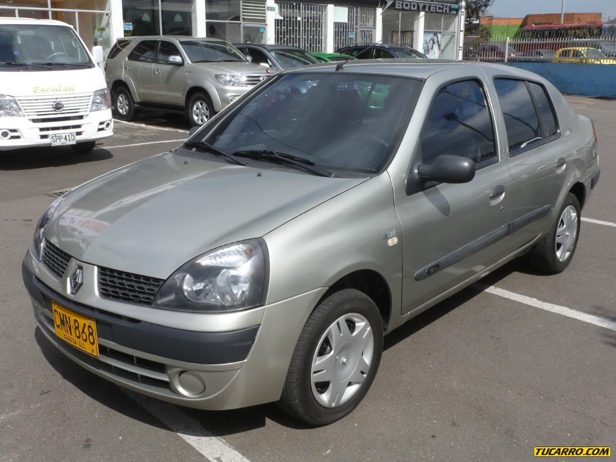 2006 Renault Symbol I Pictures Information And Specs