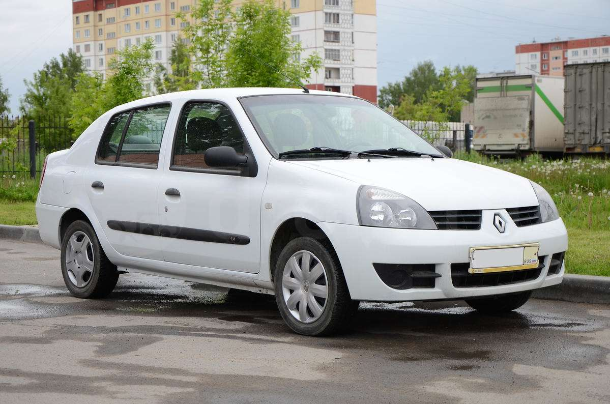 2007 Renault Symbol I Pictures Information And Specs