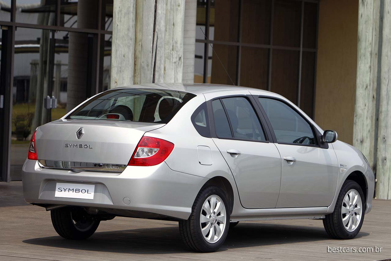 2010 Renault Symbol I Pictures Information And Specs