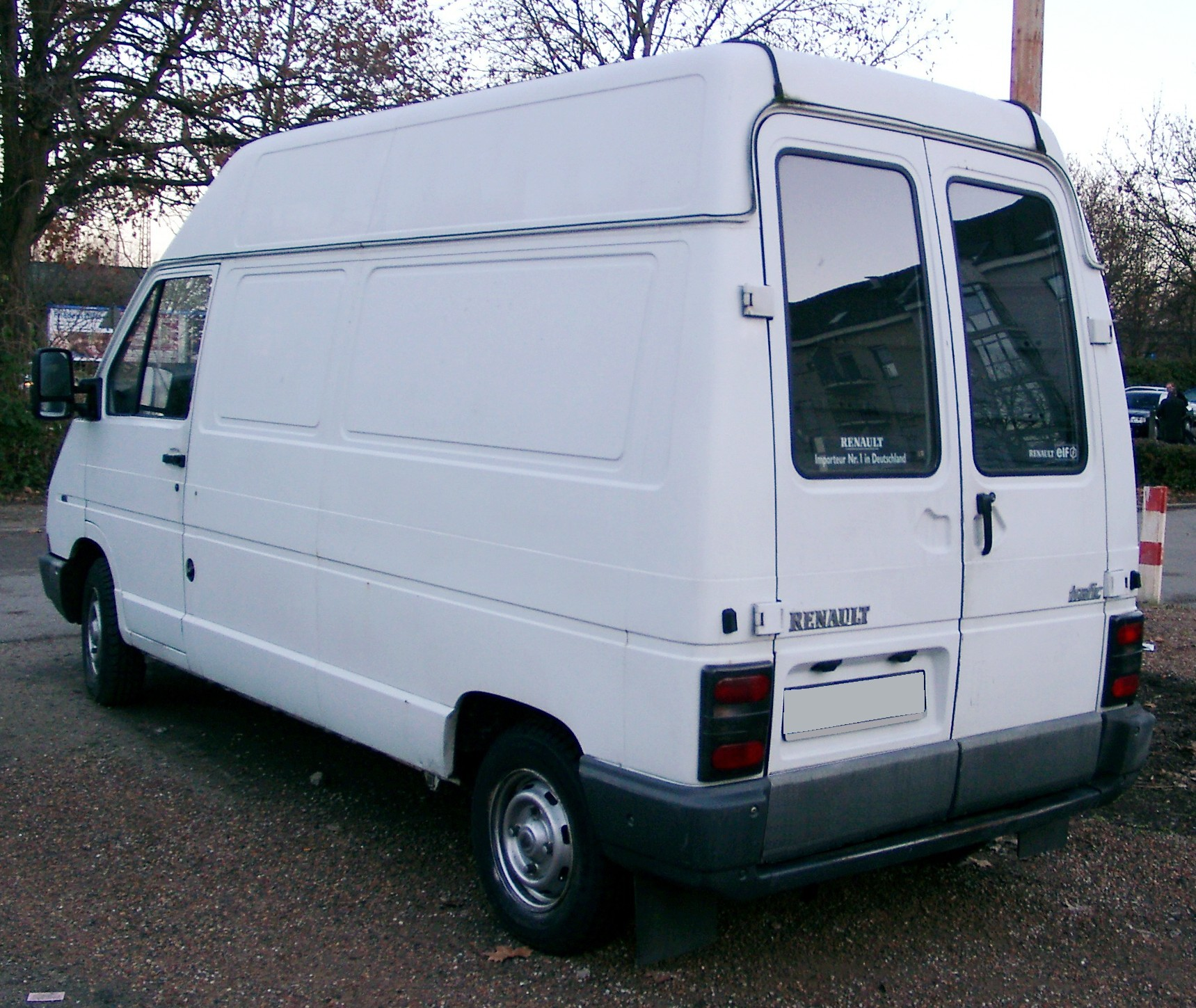 1990 renault trafic pictures information and specs auto. Black Bedroom Furniture Sets. Home Design Ideas