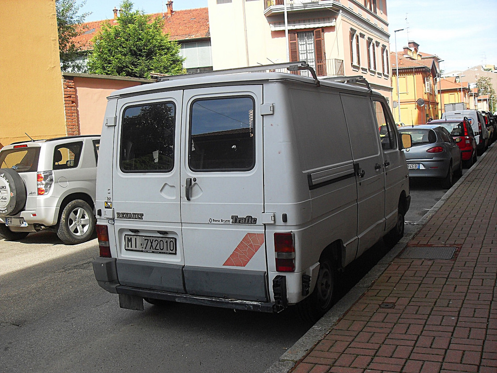 1992 renault trafic pictures information and specs auto. Black Bedroom Furniture Sets. Home Design Ideas