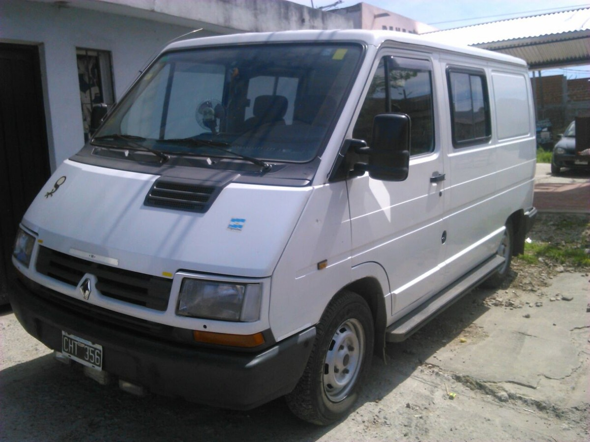 1998 renault trafic pictures information and specs auto. Black Bedroom Furniture Sets. Home Design Ideas