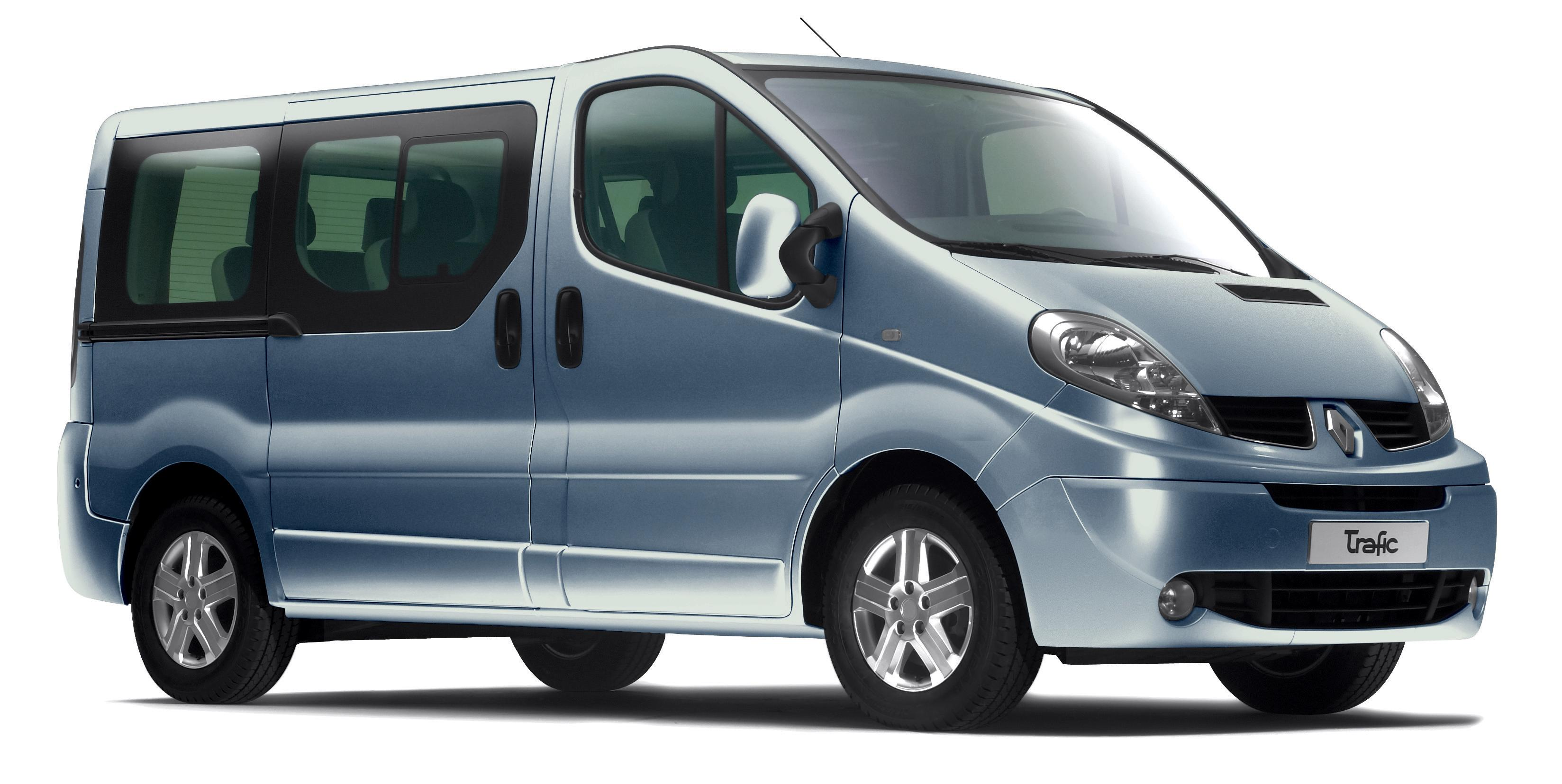 2011 renault trafic 2 pictures information and specs auto. Black Bedroom Furniture Sets. Home Design Ideas