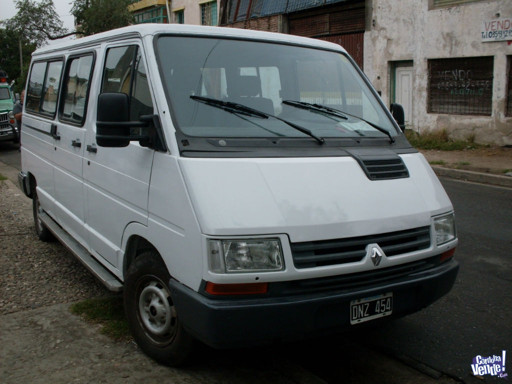 2000 renault trafic pictures information and specs auto. Black Bedroom Furniture Sets. Home Design Ideas