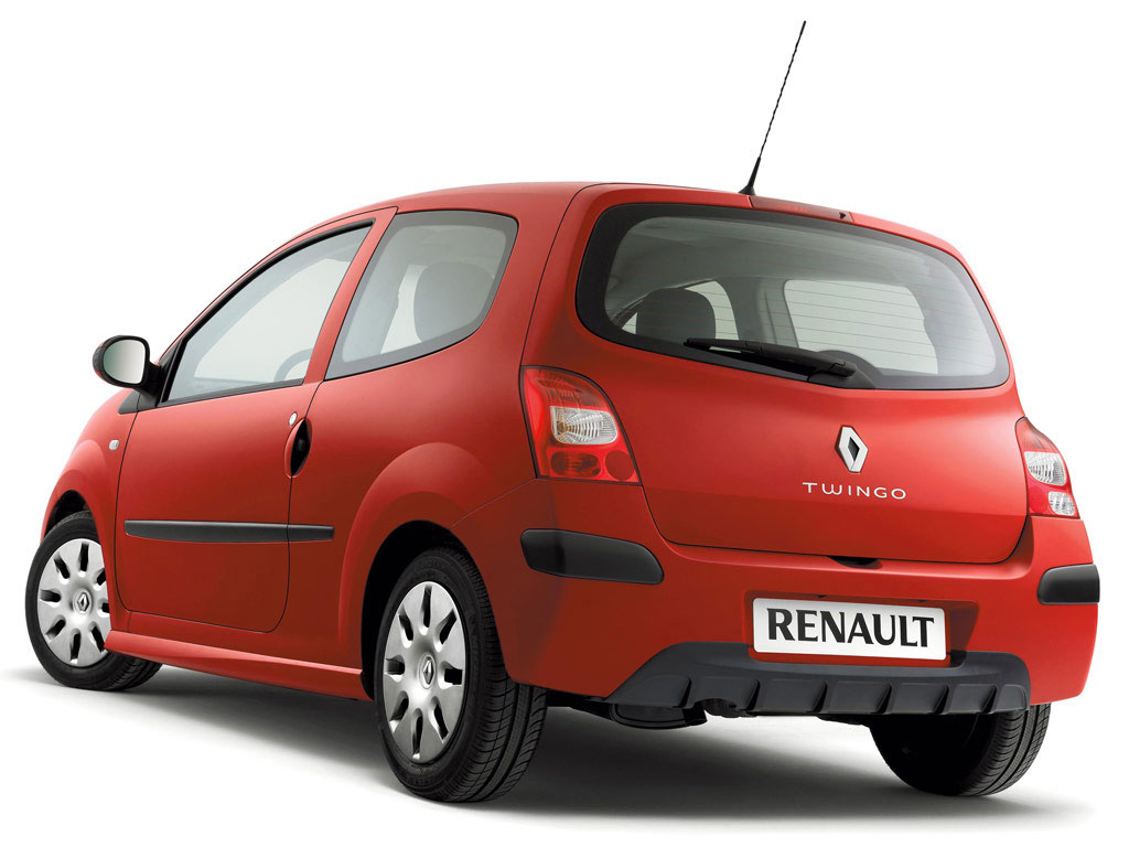 2007 renault twingo ii pictures information and specs auto. Black Bedroom Furniture Sets. Home Design Ideas