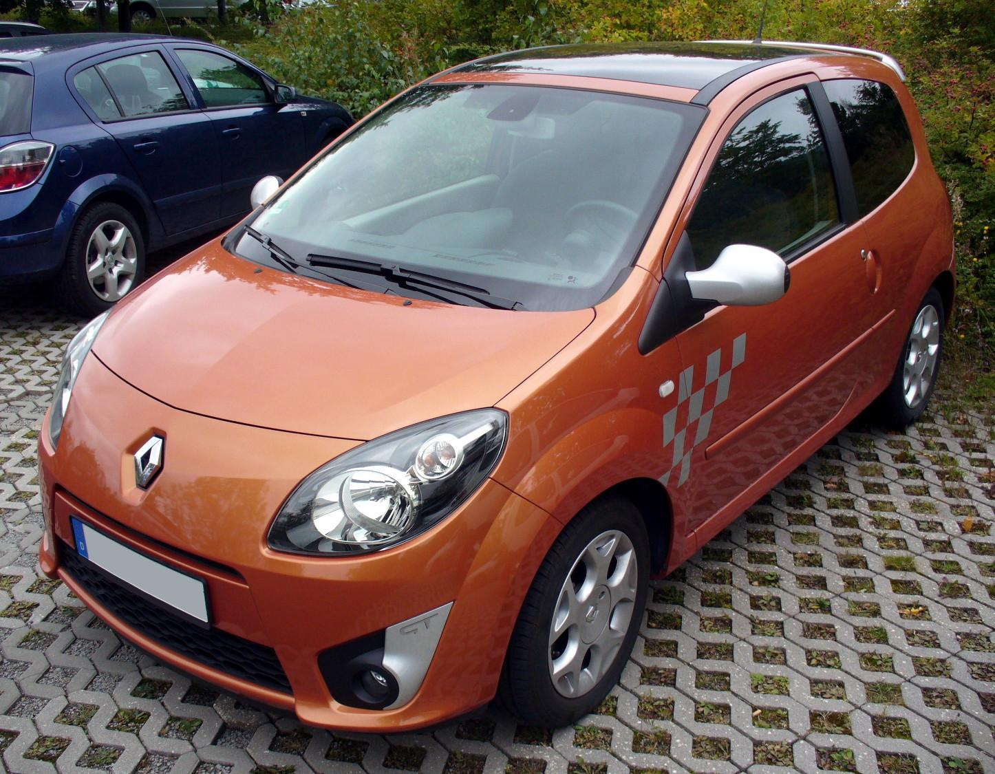 2008 renault twingo ii pictures information and specs. Black Bedroom Furniture Sets. Home Design Ideas