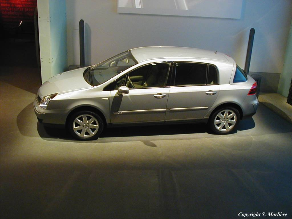 2002 renault vel satis pictures information and specs auto. Black Bedroom Furniture Sets. Home Design Ideas