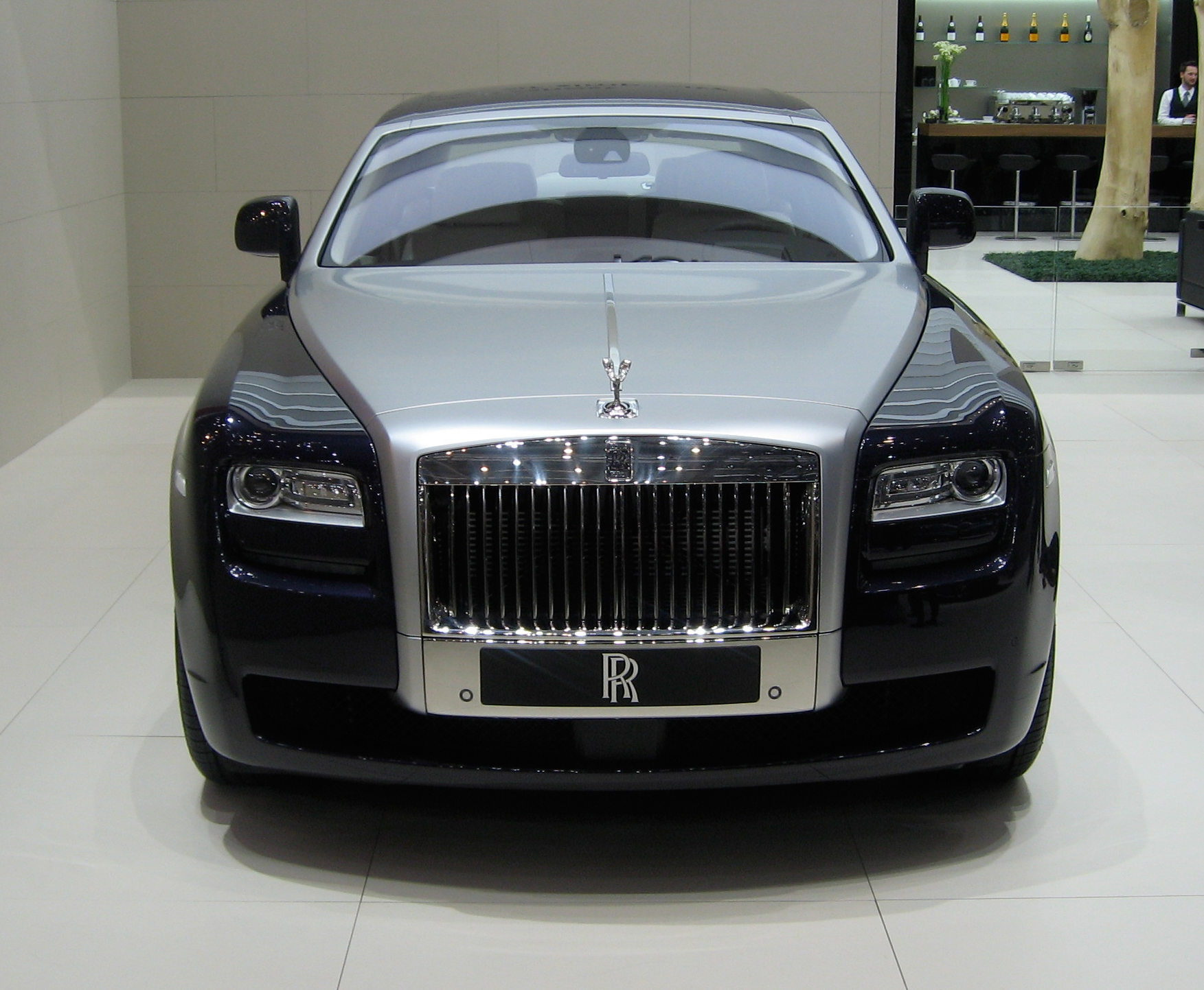 rolls-royce ghost images #11
