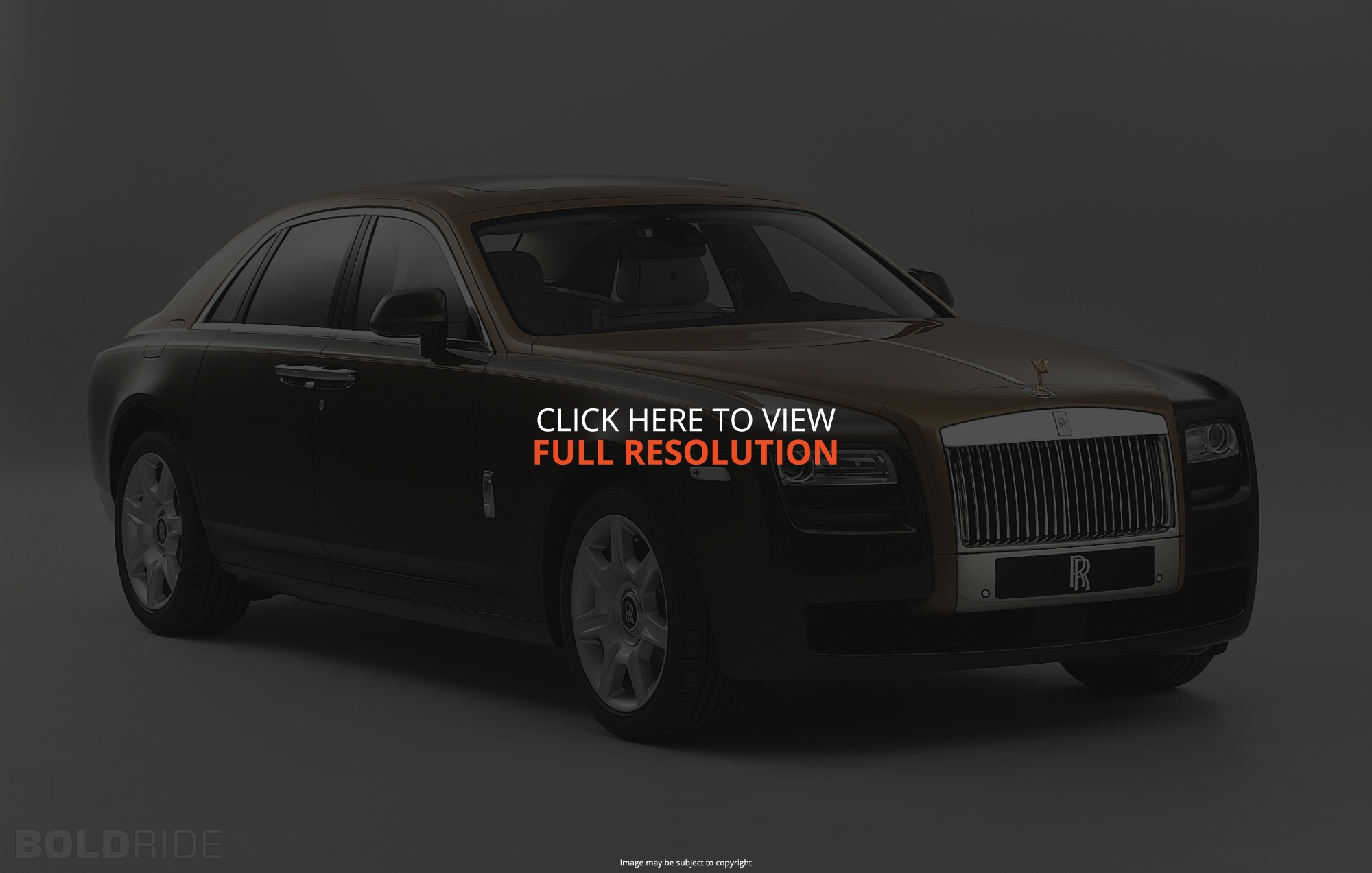 rolls-royce ghost pictures #6