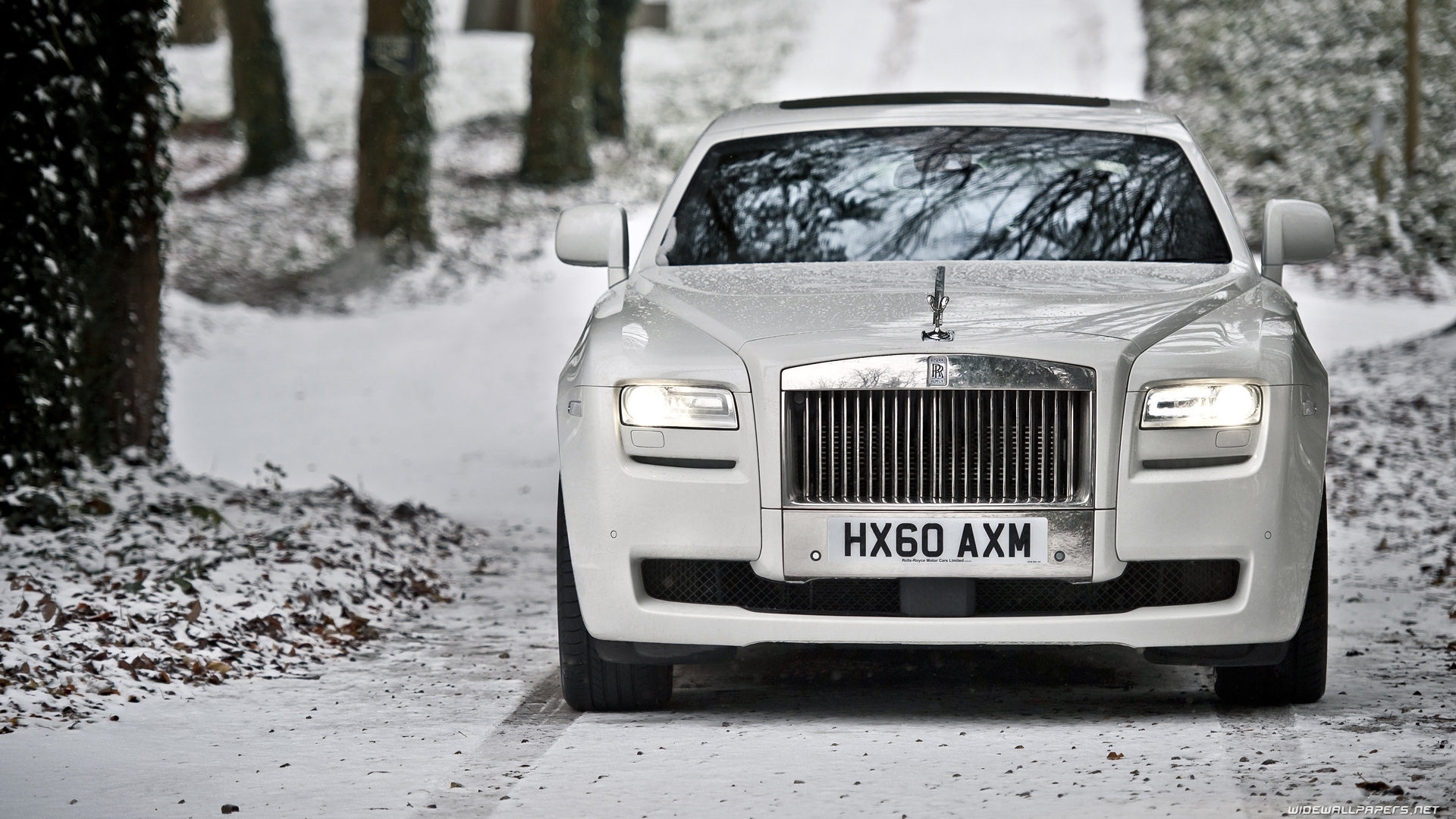 rolls-royce ghost pictures #14