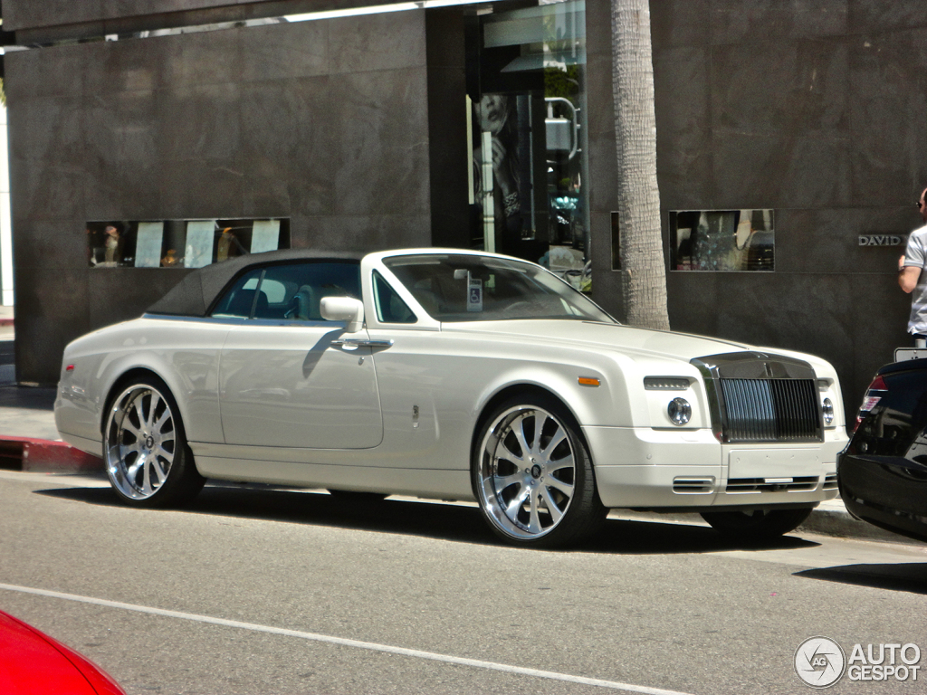 rolls-royce phantom drophead coupe 2012 images #12
