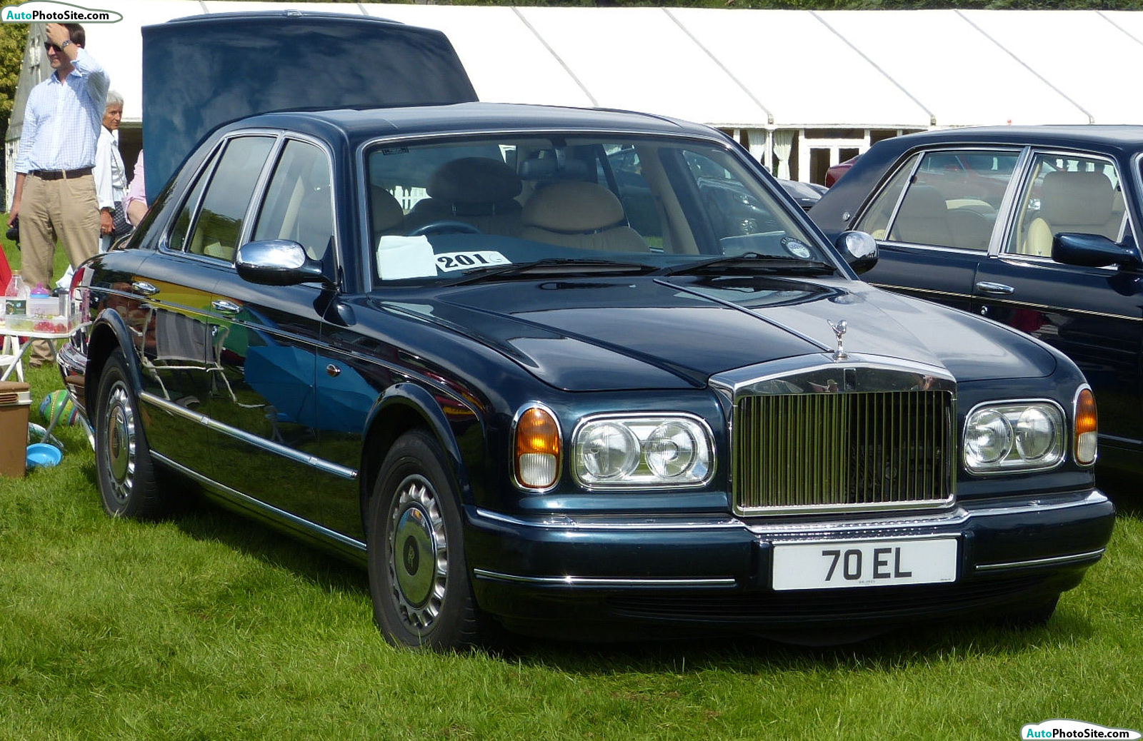 2000 rollsroyce silver seraph � pictures information and