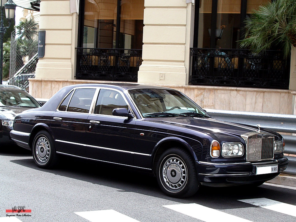 rolls-royce silver seraph images