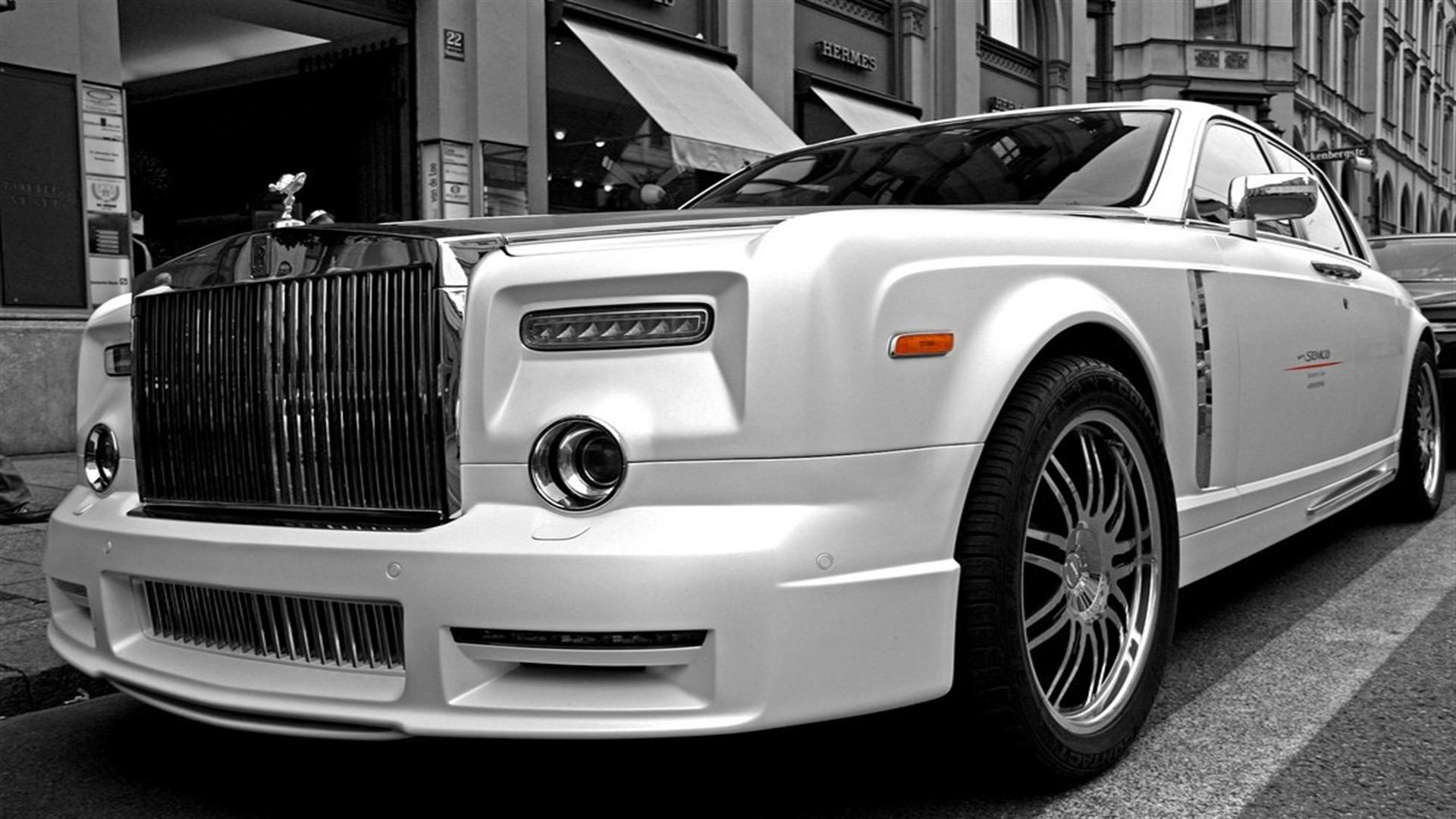 rolls-royce wallpaper