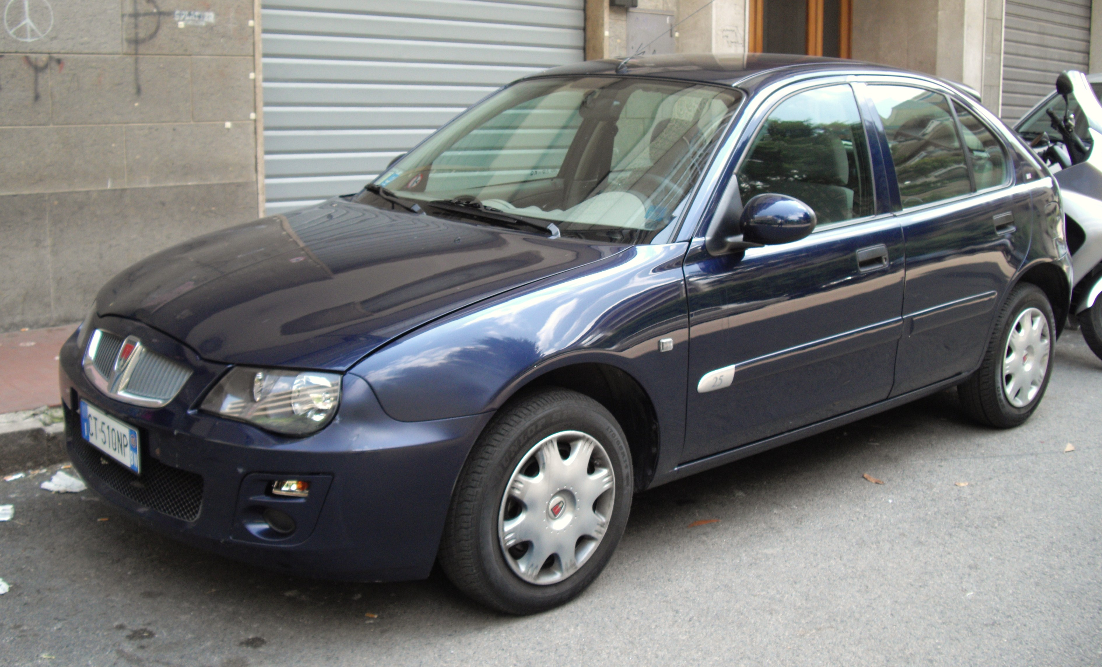 rover 25 images