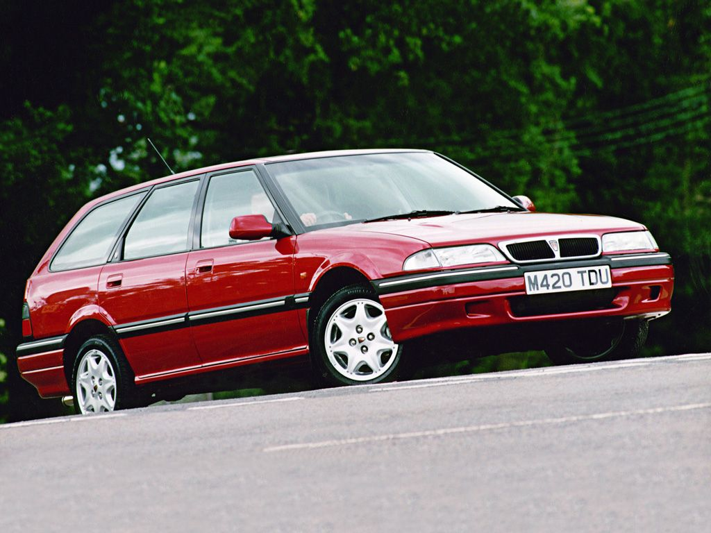 rover 400 (xw) 1991 pictures