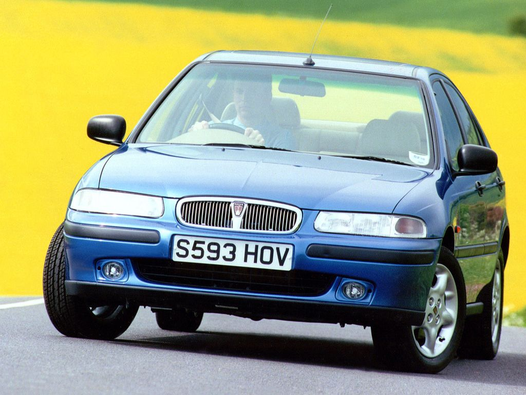 rover 400 (xw) 1991 wallpaper