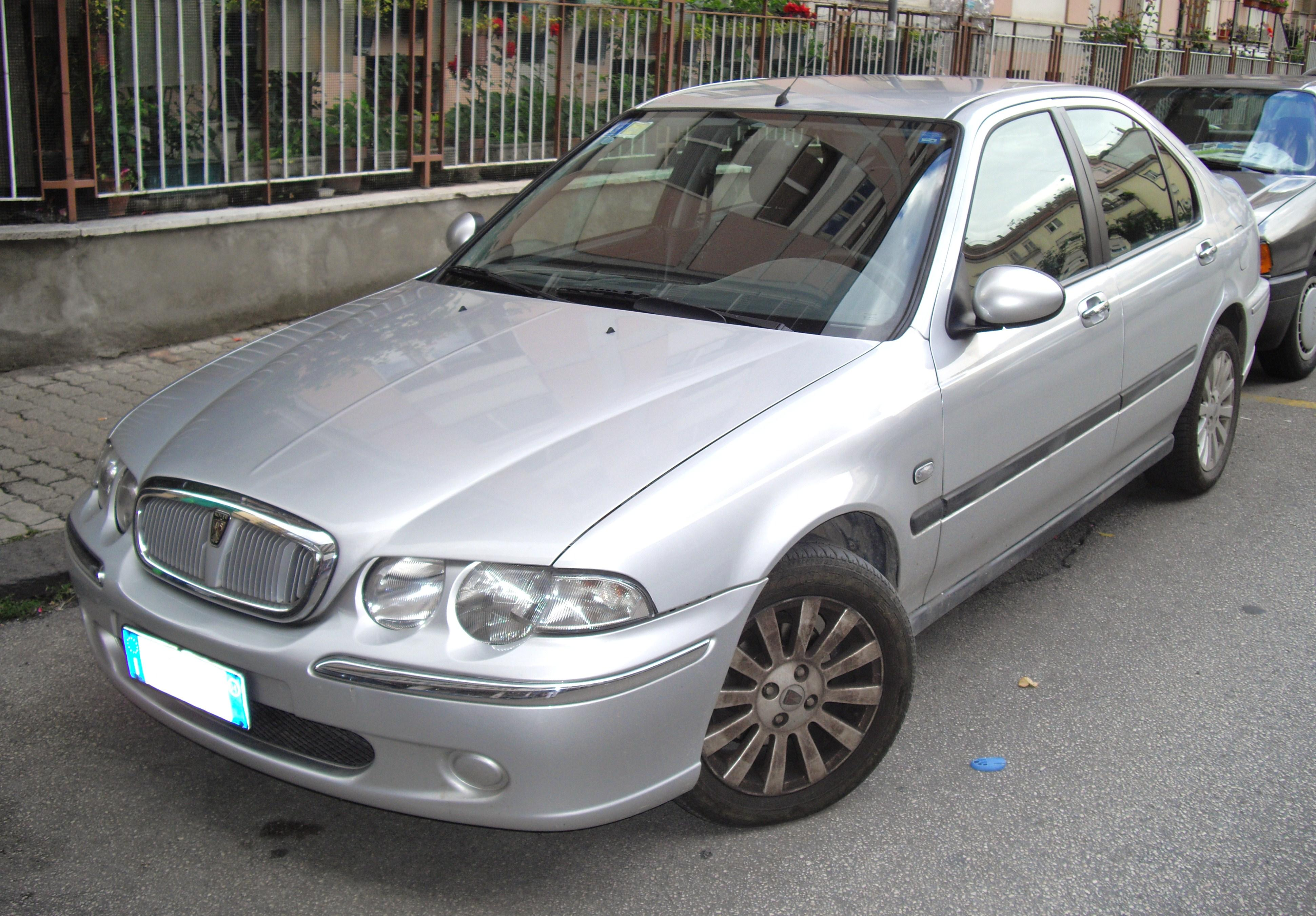rover 45 images