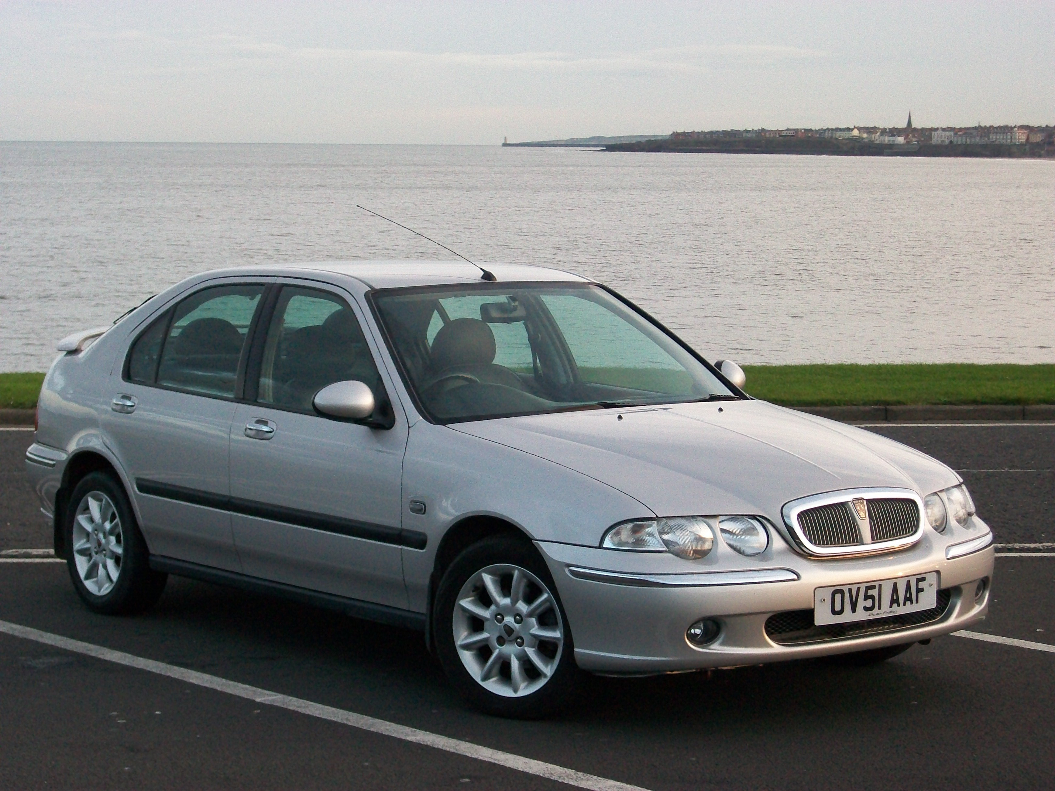 rover 45 pictures