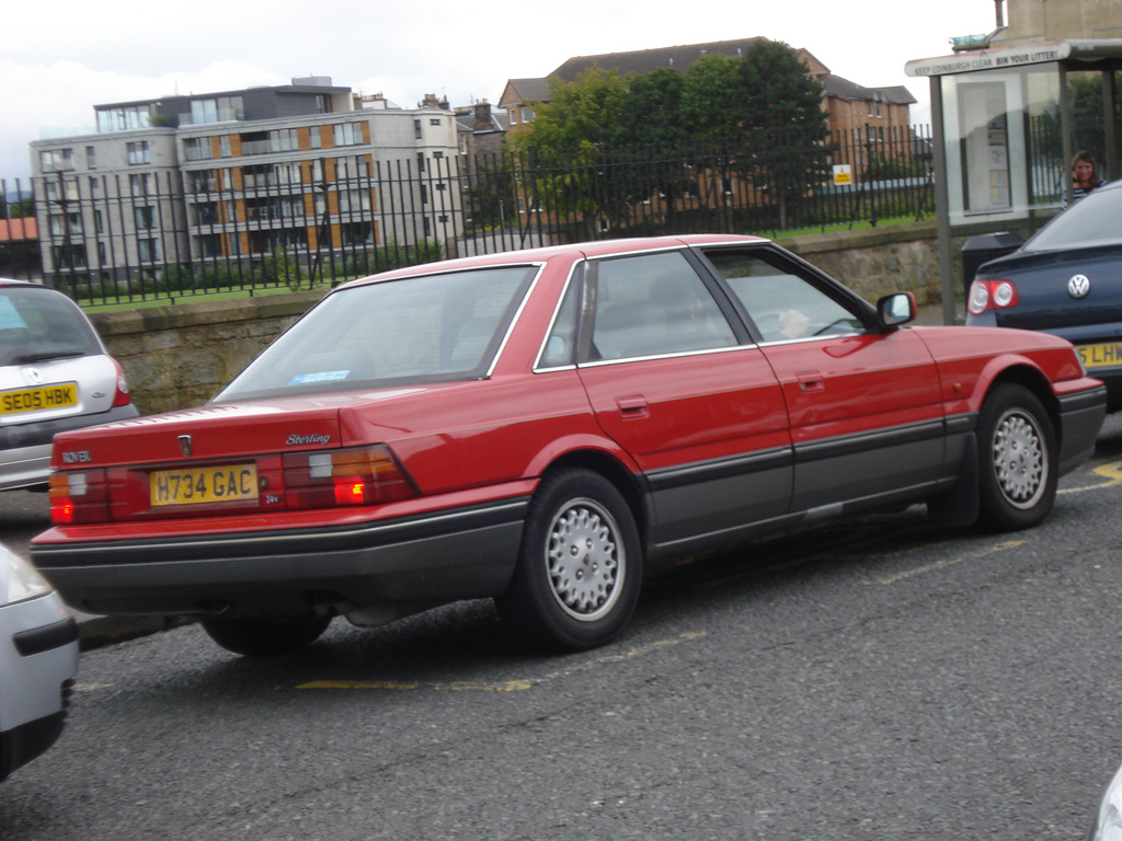 1990 Rover 800 Pictures Information And Specs Auto