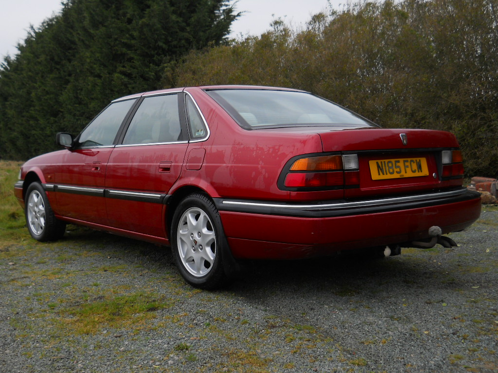 1995 Rover 800 Pictures Information And Specs Auto Database Com