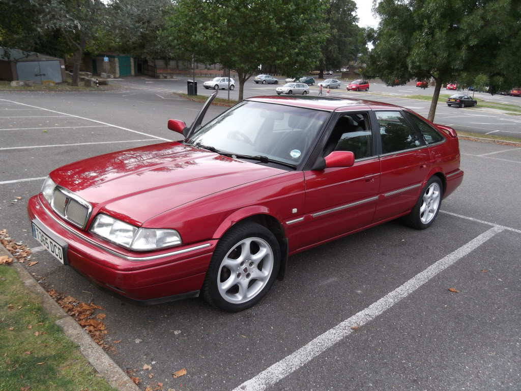 1997 Rover 800 Coupe Pictures Information And Specs Auto Database Com