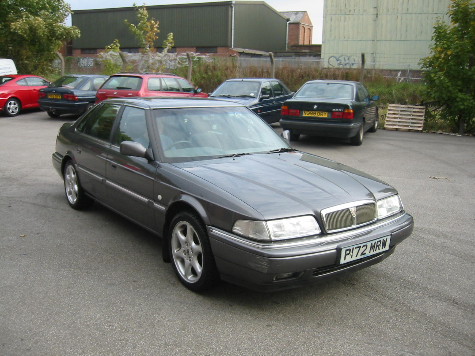 rover 800 pictures