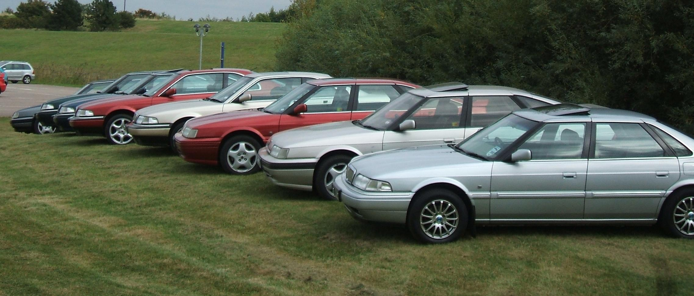 rover 800 seriess