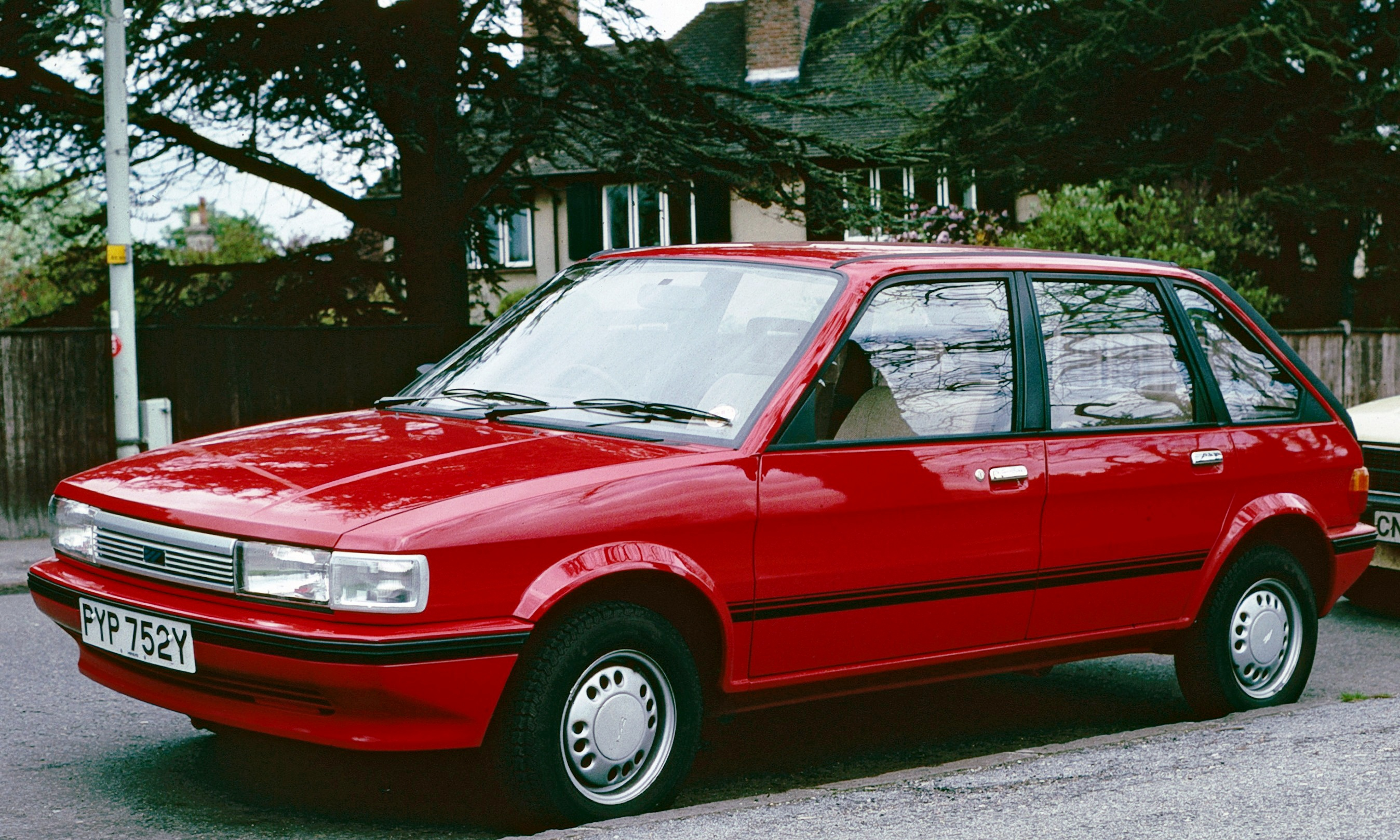 1992 Rover Montego estate (xe) – pictures, information and specs ...