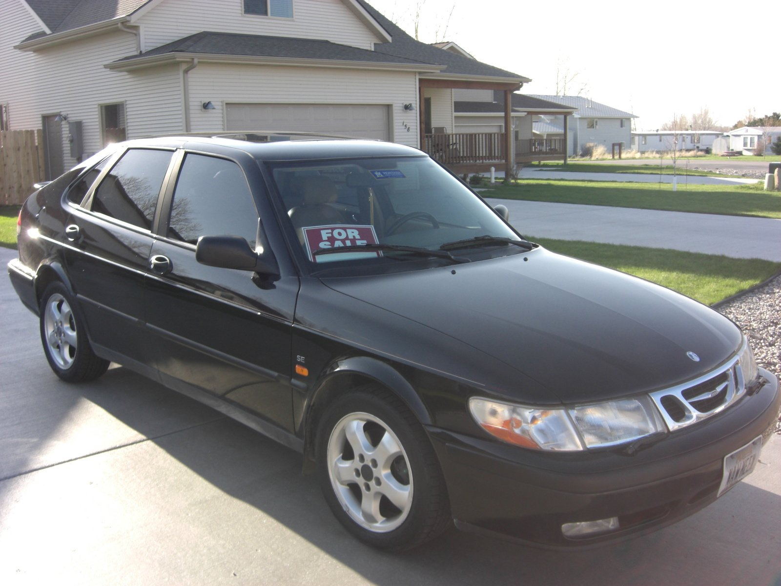 1999 saab 9 3 pictures information and specs auto. Black Bedroom Furniture Sets. Home Design Ideas