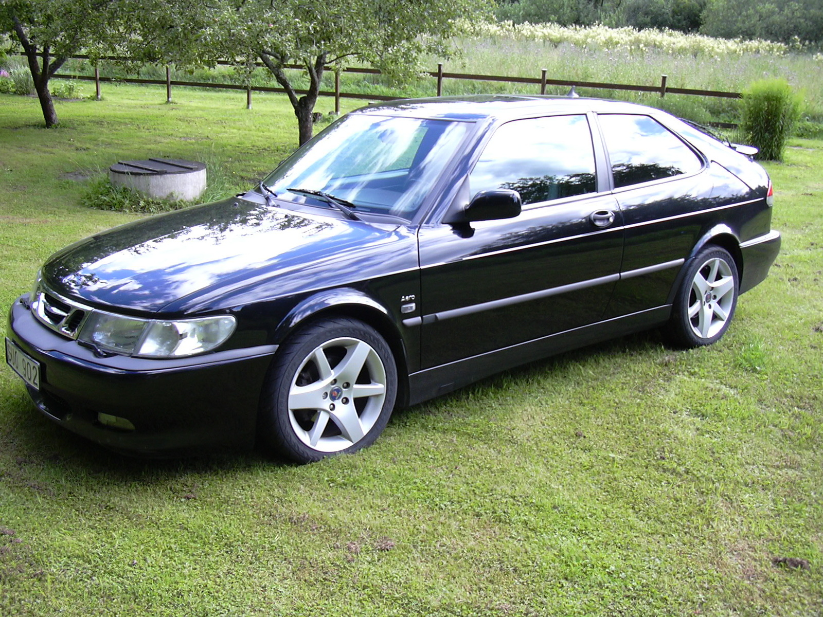 Saab 9 3 2002 Pictures