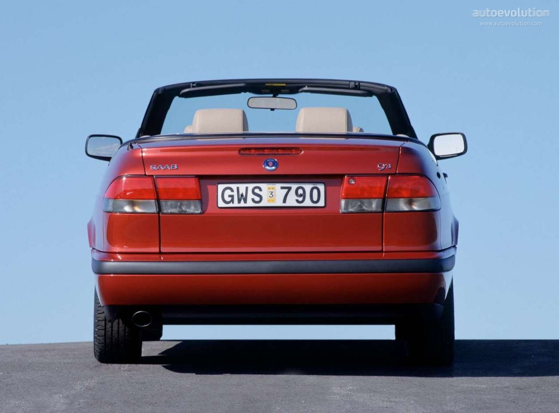 1998 saab 9 3 cabriolet pictures information and specs auto. Black Bedroom Furniture Sets. Home Design Ideas