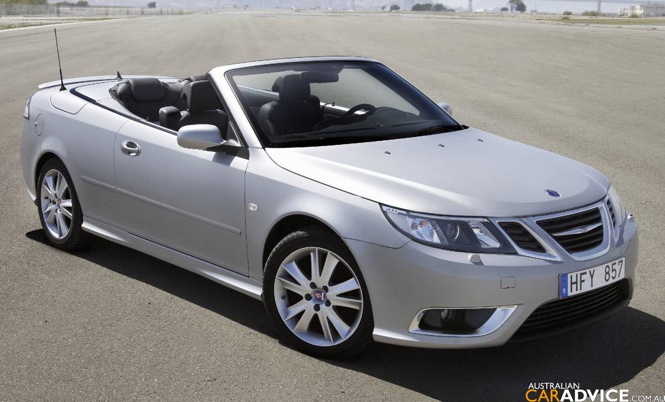 saab 9-3 pictures #2