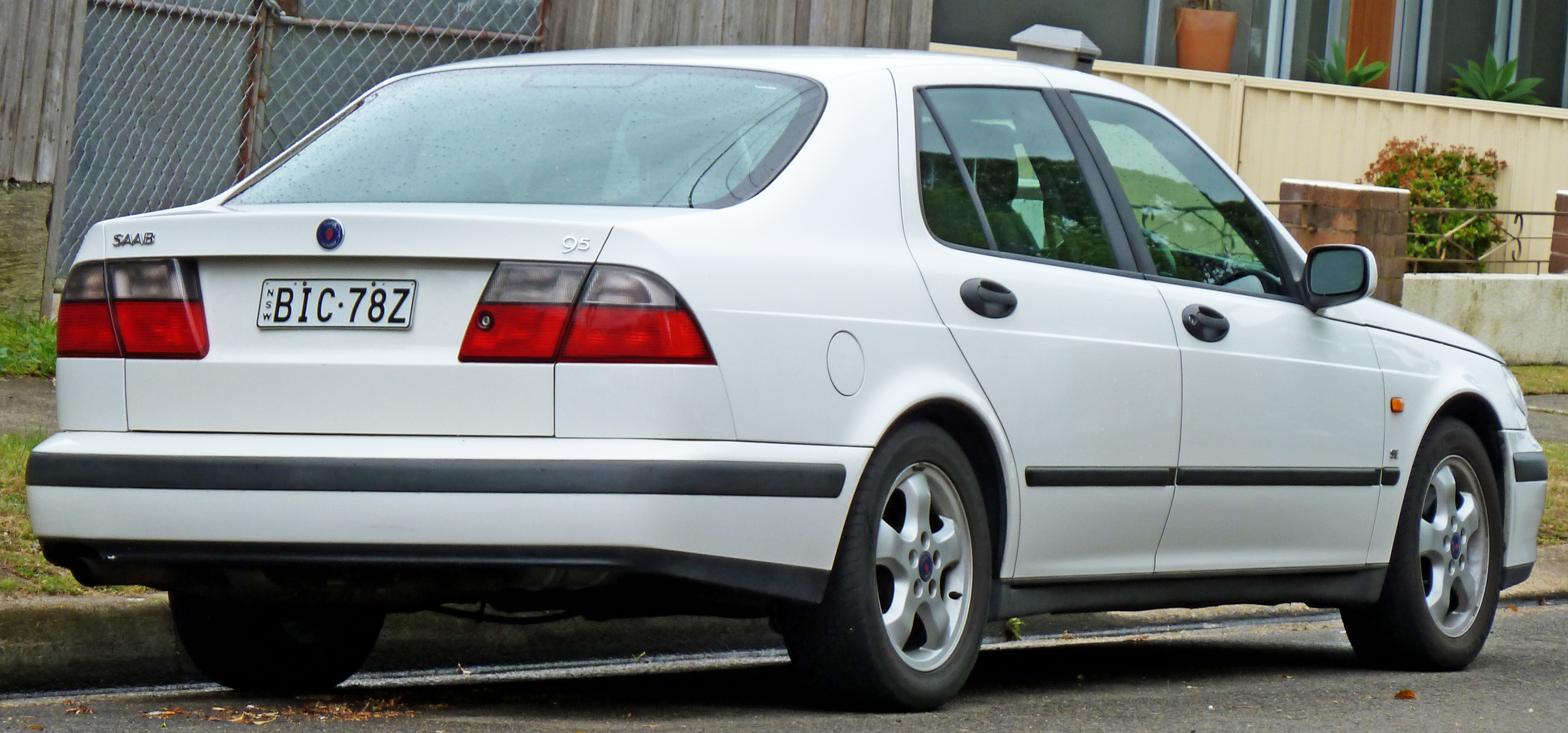 saab 9-5 1999 pictures #13