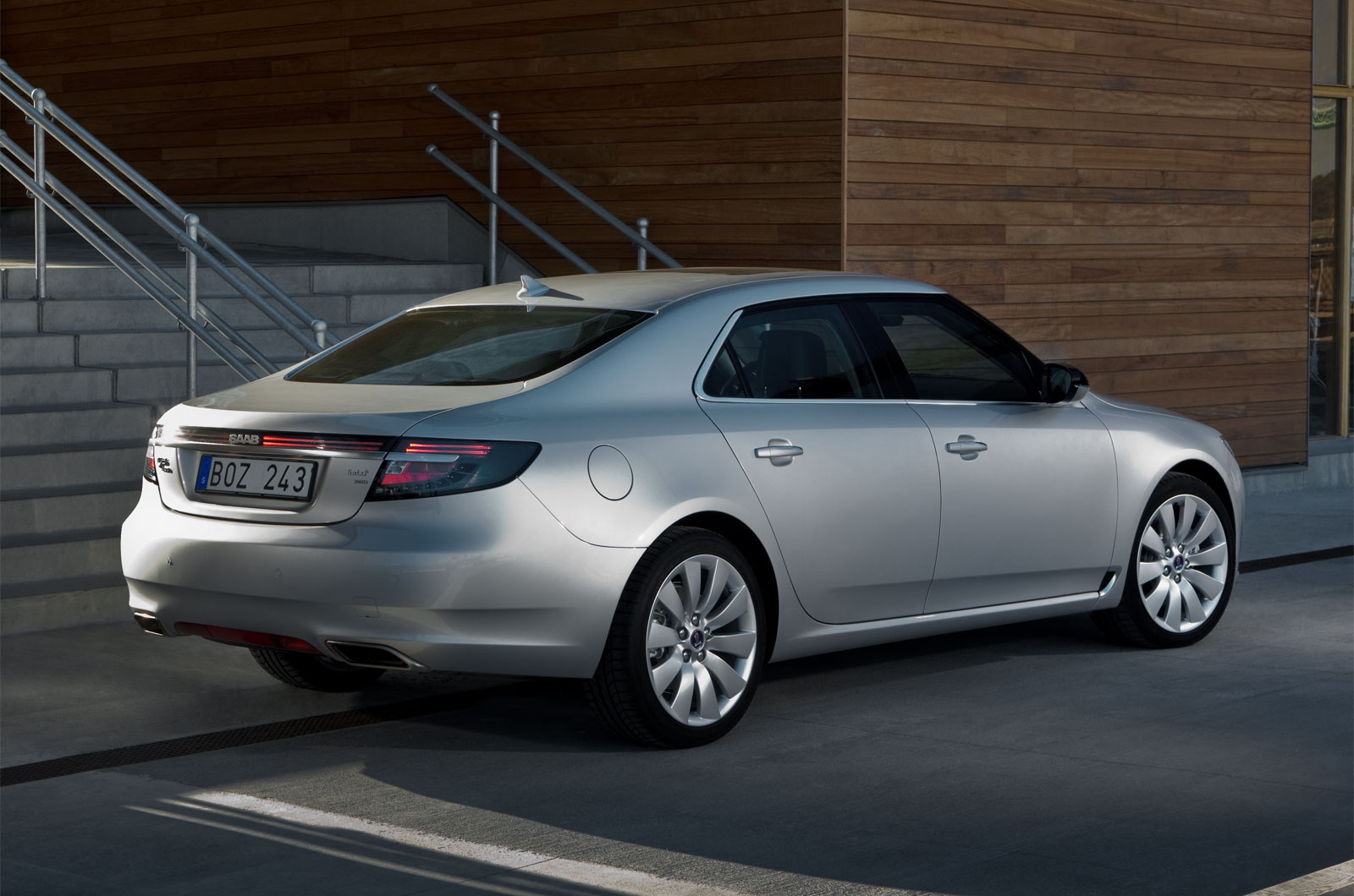 2014 Saab 9 5 Pictures Information And Specs Auto