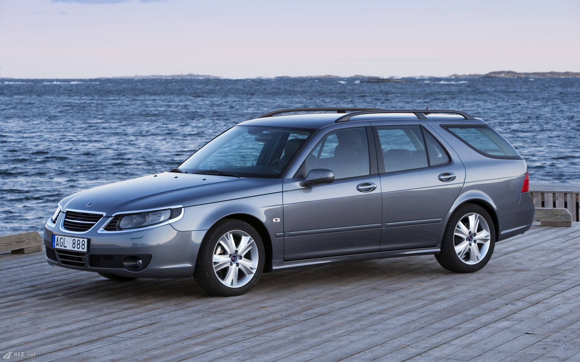 Dodge Latest Models >> 2016 Saab 9-5 – pictures, information and specs - Auto ...